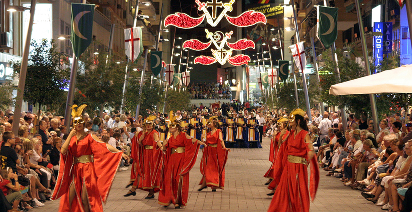 Benidorm Carnival 2020