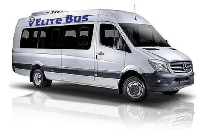 private minibus airport service