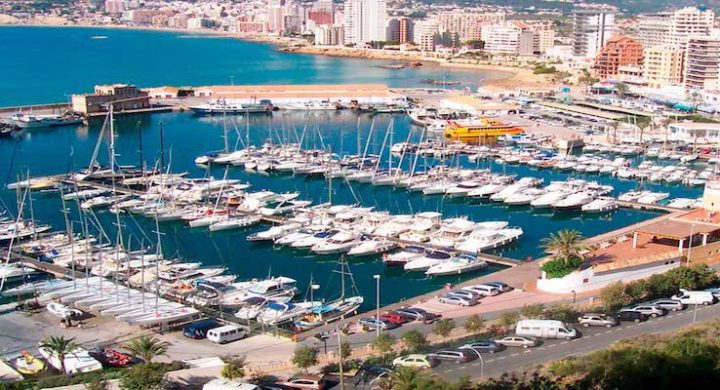 Transfer from Alicante Airport for Harbour