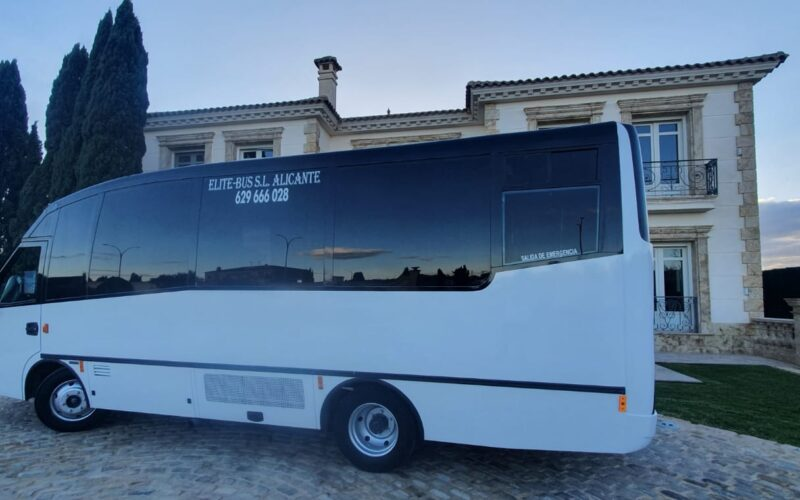 MINIBUS TRANSFERS TO AND FROM ALICANTE AIRPORT
